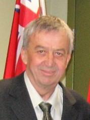 Deputy Mayor Kevin Mullins