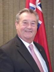 Mayor Dave Hamilton