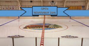 Schreiber Arena Complex Reopening