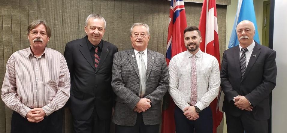 Schreiber Mayor and Council