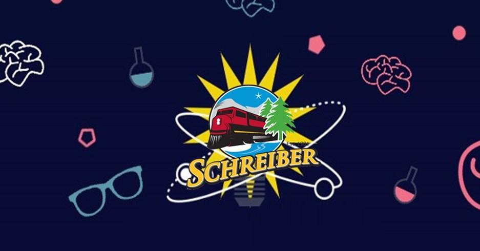Schreiber logo with light bulb