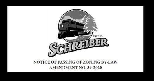 NOTICE OF PASSING OF ZONING BY-LAW AMENDMENT NO. 39-2020