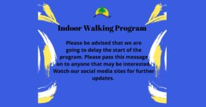 Indoor Walking Program