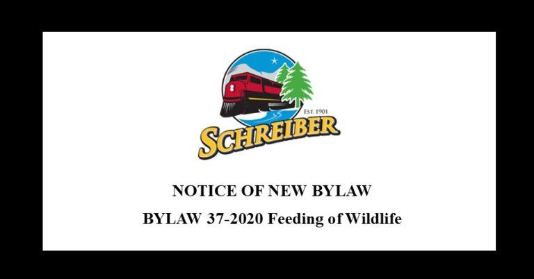 Feeding Wildlife Bylaw