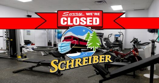 The Schreiber Fitness Centre Closure